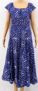 Olivia & Grace - Printed A-Line Dress - Regular - M