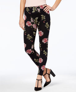 First Looks - Floral-Print Seamless Leggings - Regular - S/M