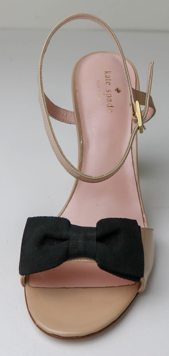 kate spade new york Isabel Too Evening Sandals Powder 10M