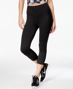 Ideology Slimming Cropped Leggings Black S