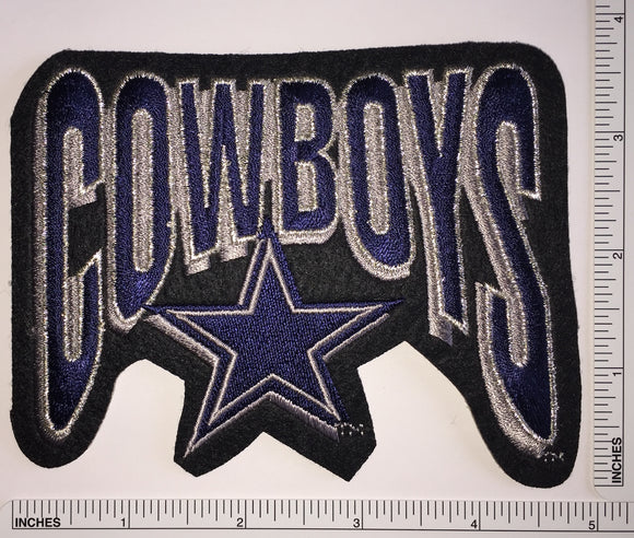 1 DALLAS COWBOYS 5