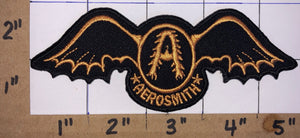 AEROSMITH AMERICAN ROCK MUSIC BAND GET YOUR WINGS CONCERT PATCH TYLER PERRY