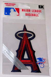 1 MIP CALIFORNIA LOS ANGELES ANGELS MLB BASEBALL CREST PATCH MINT IN PACKAGE