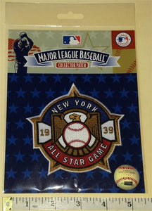 1939 ALL STAR GAME MLB BASEBALL NEW YORK YANKEES OFFICIAL EMBLEM PATCH MIP