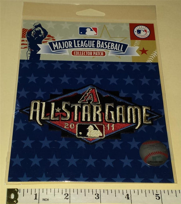 2011 OFFICIAL ALL STAR GAME ARIZONA DIAMONDBACKS MLB BASEBALL EMBLEM PATCH MIP