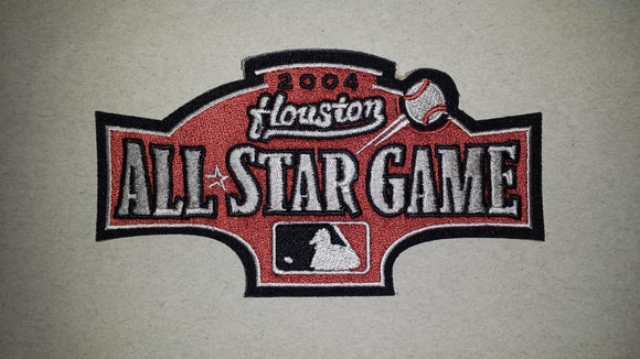 HOUSTON ASTROS 2004 ALL STAR GAME MLB BASEBALL CREST EMBLEM PATCH