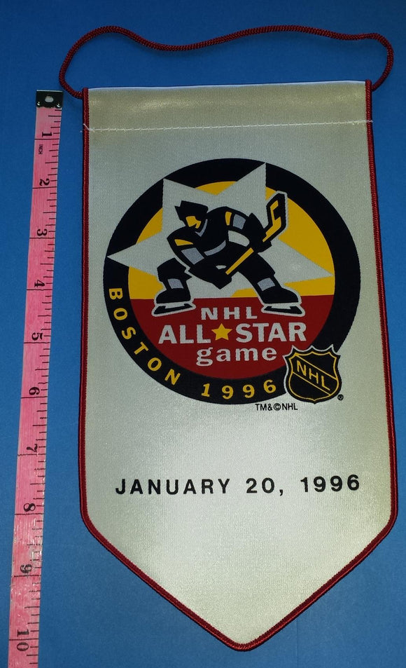 BOSTON BRUINS NHL HOCKEY 1996 ALL STAR GAME LICENSED 10