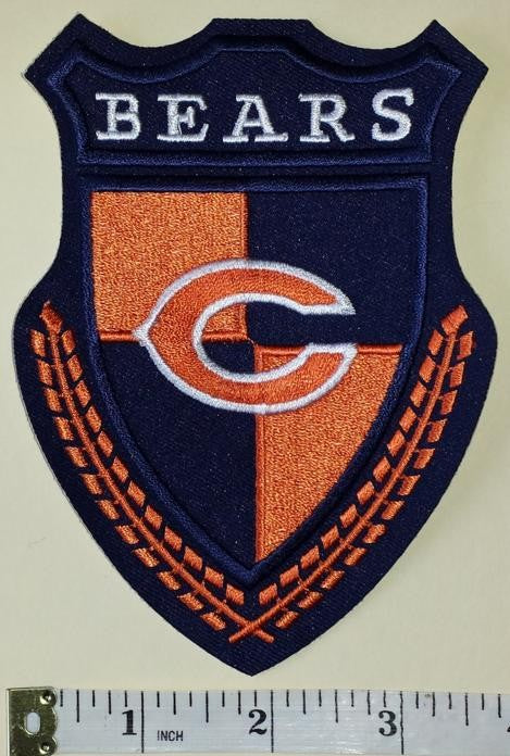 1  CHICAGO BEARS NFL FOOTBALL 5