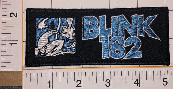blink 182 BLINK 182 CHESHIRE CAT AMERICAN ROCK BAND PUNK ALTERNATIVE MUSIC PATCH
