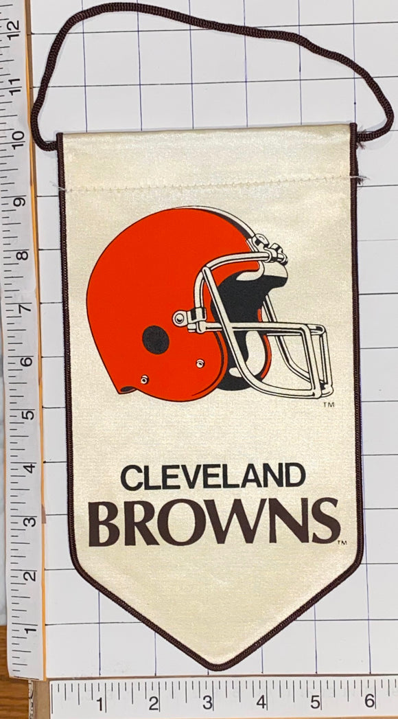 CLEVELAND BROWNS OFFICIALLY LICENSED NFL FOOTBALL 10