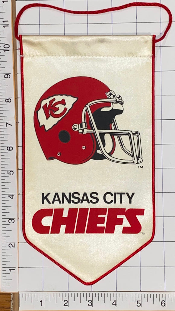 KANSAS CITY CHIEFS OFFICIALLY LICENSED NFL FOOTBALL 10