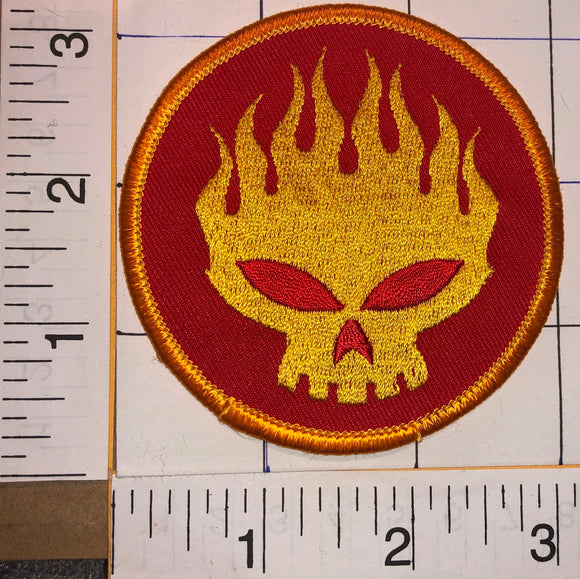 THE OFFSPRING AMERICAN PUNK ROCK BAND CONSPIRACY OF ONE MUSIC CONCERT PATCH
