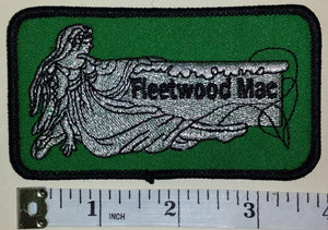 FLEETWOOD MAC BRITISH AMERICAN ROCK MUSIC CONCERT BAND PATCH