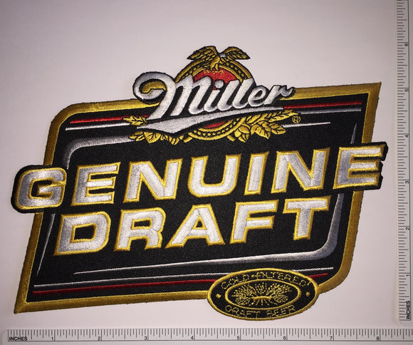 1 MILLER GENUINE DRAFT 8