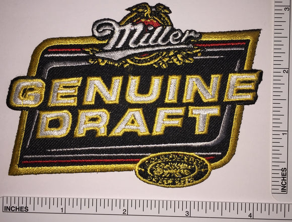 1 MILLER GENUINE DRAFT 4