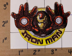 IRON MAN AMERICAN SUPER HERO MARVEL COMICS PATCH