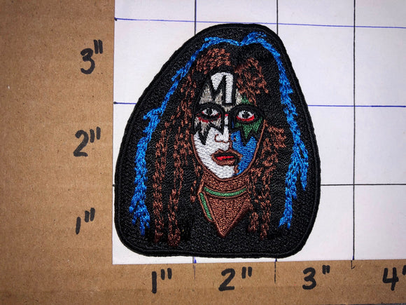 KISS ACE FREHLEY HARD ROCK CONCERT MUSIC BAND CREST EMBLEM PATCH
