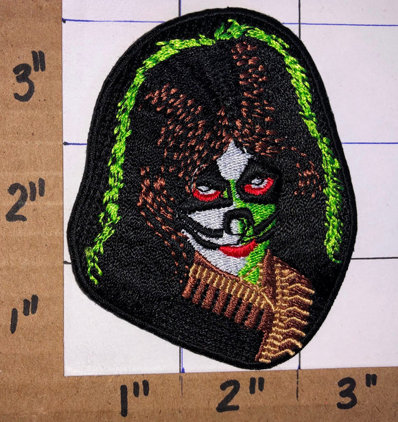 KISS PETER CRISS HARD ROCK CONCERT MUSIC BAND CREST EMBLEM PATCH