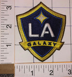 LA GALAXY LOS ANGELES MLS SOCCER FOOTBALL CREST BADGE PATCH