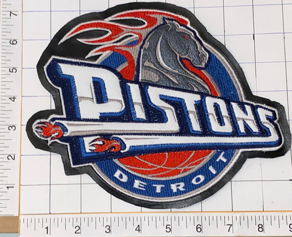 1 VINTAGE DETROIT PISTONS NBA BASKETBALL 9