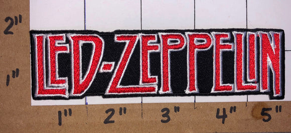 LED ZEPPELIN HARD ROCK MUSIC BAND CONCERT MUSIC PATCH PLANT PAGE BONHAM JONES