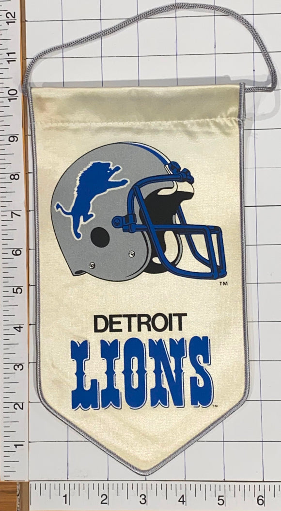 DETROIT LIONS OFFICIALLY LICENSED NFL FOOTBALL 10