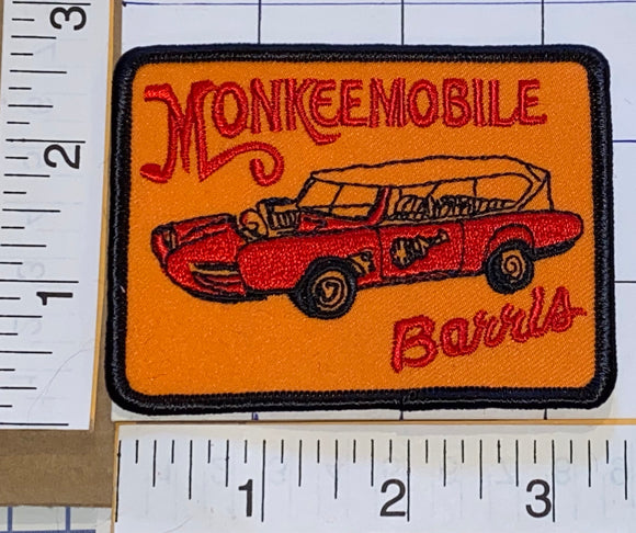 THE MONKEES MUSIC AMERICAN ROCK BAND MONKEE MOBILE BARRIS MOBILE PATCH