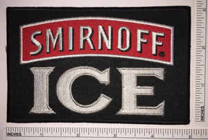 1 SMIRNOFF ICE VODKA DISTILLERY CREST EMBLEM PATCH