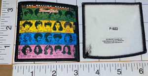 1 THE ROLLING STONES SOME GIRLS ALBUM CONCERT MUSIC PATCH MICK JAGGER RICHARDS