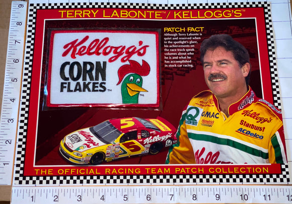 TERRY LABONTE TEAM KELLOGG