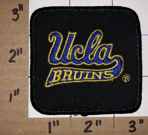 1 RARE UCLA BRUINS LOS ANGELES CALIFORNIA FOOTBALL ROSE BOWL CREST BADGE PATCH