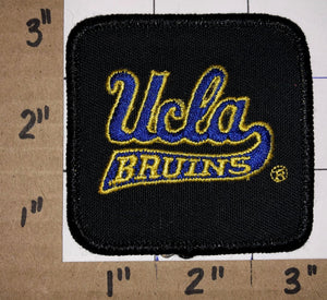 1 VINTAGE UCLA BRUINS NCAA COLLEGE FOOTBALL BASKETBALL BASEBALL CREST PATCH