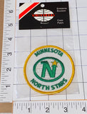 1 RARE VINTAGE MINNESOTA NORTH STARS NHL HOCKEY EMBLEM CREST PATCH MIP