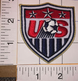 US UNITED STATES SOCCER FEDERATION USSF CREST BADGE PATCH