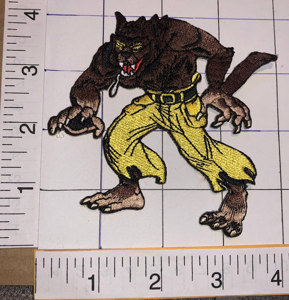 1 WOLVERINE SUPER HERO THE MOVIE X-MEN MARVEL COMICS PATCH