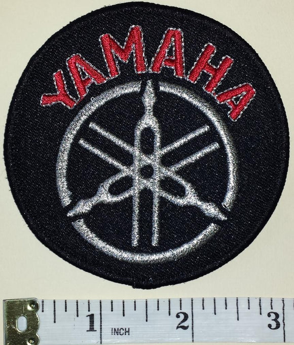 1 YAMAHA MUSIC INSTRUMENTS CREST EMBLEM PATCH