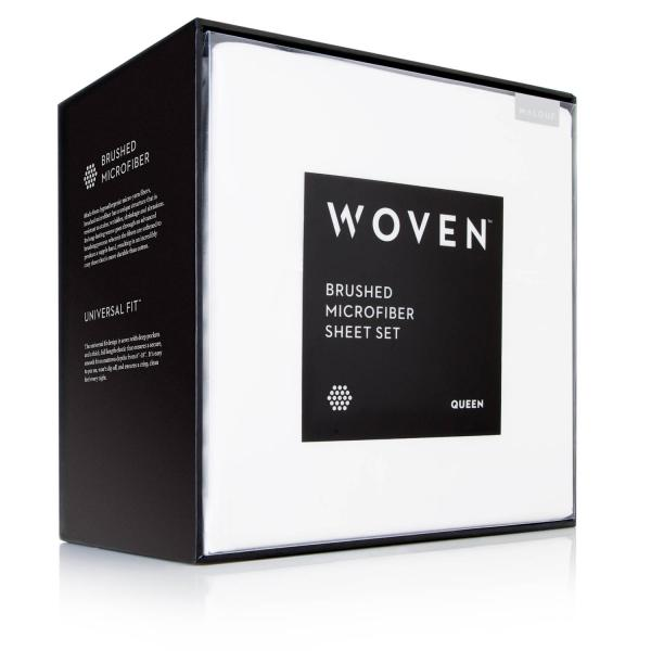 Woven- Brushed Microfiber