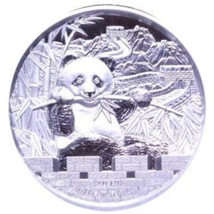 2019 Chinese Lunar Panda Year of the Pig Silver Proof Coin - RareKoin