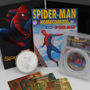 Spiderman Collector Bundle - RareKoin