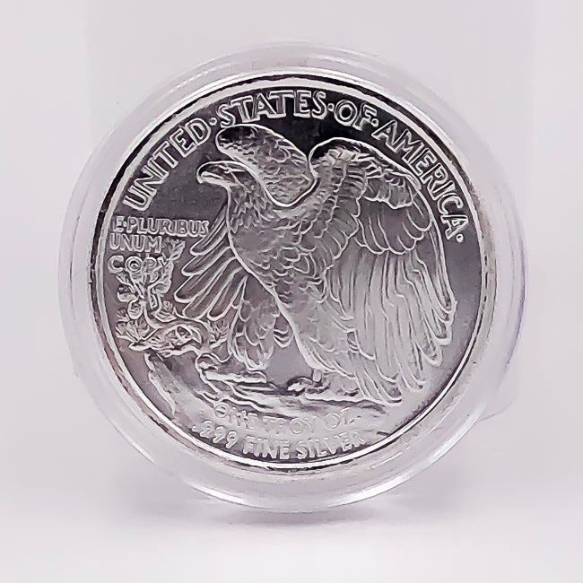 Walking Liberty 1oz Silver Rounds (20 Coins) - RK