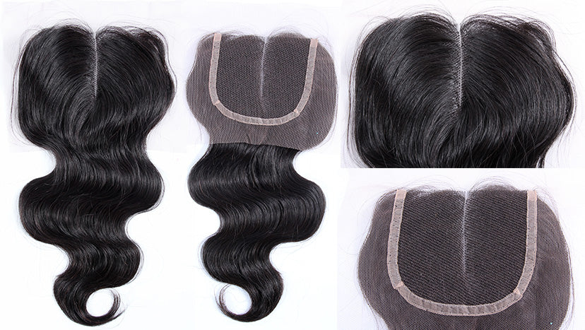 Lace Closure - Virgin Body Wave
