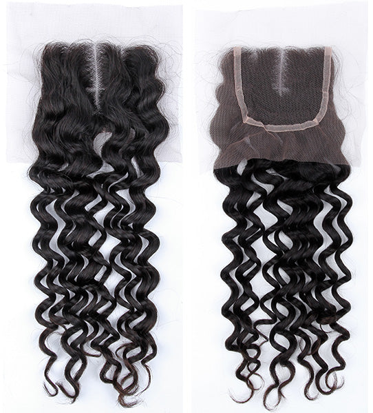 Lace Closure - Island Curl