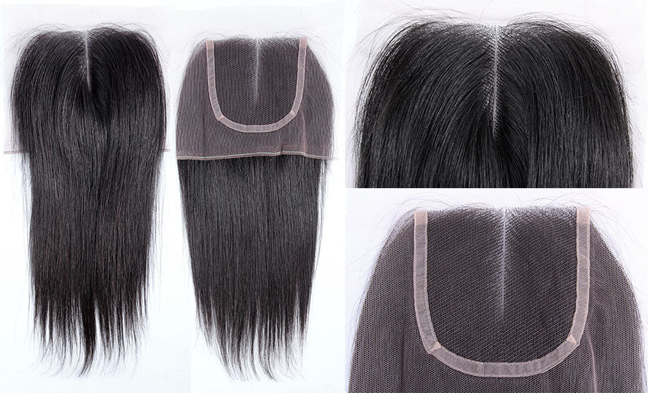 Lace Closure - Yaki Straight Relaxed
