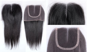 Lace Frontal - Yaki Straight Relaxed