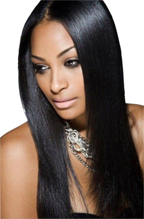 Yaki Relaxed Straight Hair