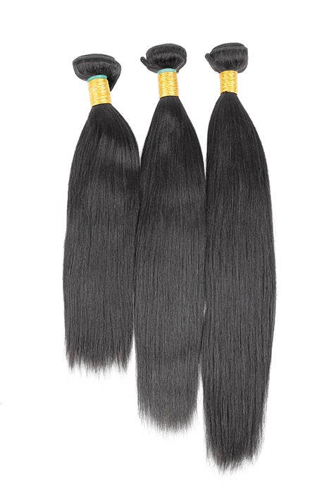Bundle Yaki Straight Hair