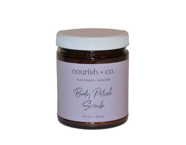 body polish scrub