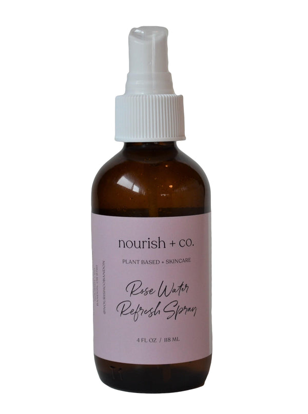 rosewater refresh spray