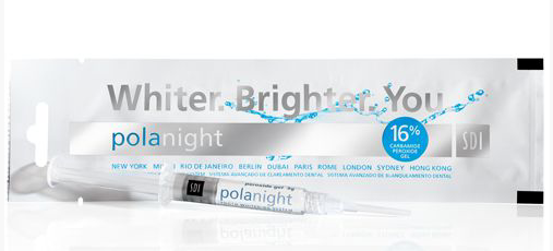 Pola Night Teeth Whtiening Syringe