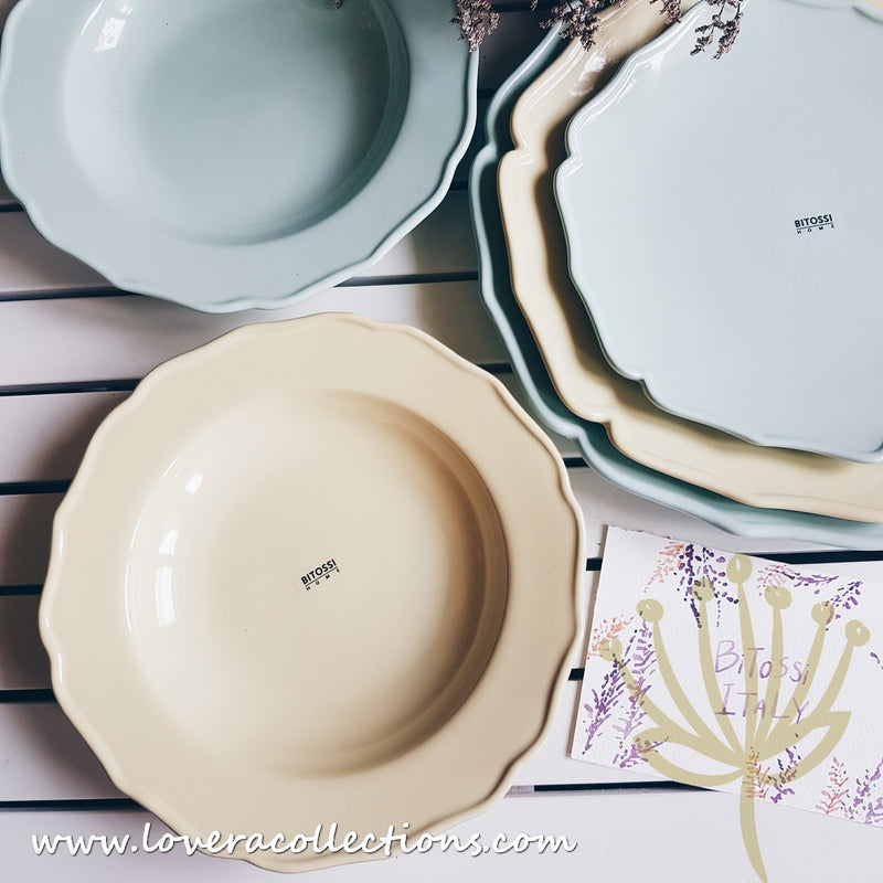 Bitossi Italy Glamour Dinnerware Collection